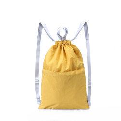 Leve e durável de Nylon de alta qualidade Pulôver Backpack Sacola grande