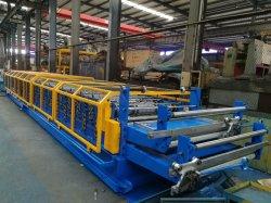 Tipo de caixa de transmissão de aço Cor Ibr Painel de chapa de tejadilho máquina de formação de rolos