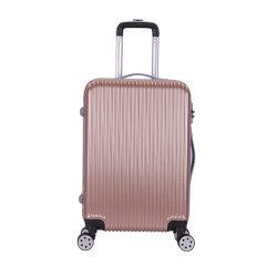 Chariot en aluminium haute qualité des sacs de voyage ABS PC Bagages cas