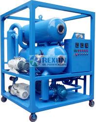 Vakuumtransformator-Öl-Regenerationsmaschine, zum des Säuregehalts vom Öl zu entfernen