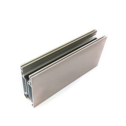 Оптовая торговля дерева алюминиевых профилей для дверей и окон