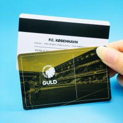 Els PVC4442 hotel carte clé vierge contact carte RFID