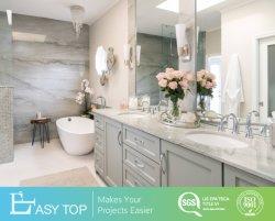 [هيغقوليتي] [متّ] [بفك] جيّدة إنجاز غرفة حمّام حمام تفاهة مع مرآة مع [دووبل سنك] ومرآة