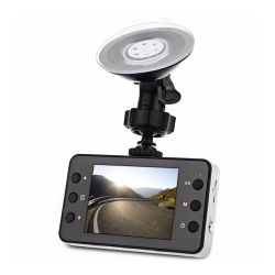 Voiture de l'appareil photo appareil photo appareil photo du tableau de bord Anti-Novice de vision de nuit Voiture DVR caméra avec Full HD 1080p prise en charge de l'enregistreur vidéo La carte de TF K6000