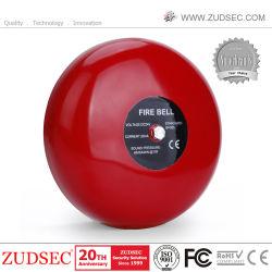 campanello di allarme industriale del fuoco elettrico 24V per il sistema di segnalatore d'incendio di incendio convenzionale
