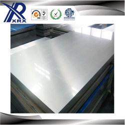 L'AISI ISO SUS201 303 304 430 Tôles en acier inoxydable Miroir de couleur
