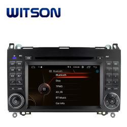 Voiture à quatre coeurs Witson Android 10 Lecteur multimédia pour Mercedes-Benz S CLASSE DVD de voiture