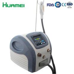 سعر الجملة اختياري+SHR+IPL قابل للنقل إزالة الشعر ليزر HM-IPL-B1 مع عالي آلة شد الوجه بالتردد