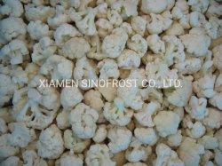 Los mejores precios, de buena calidad, la nueva cosecha congelado IQF coliflores, congelados IQF coliflores, coliflores, cortes, de las coliflores IQF IQF Coliflores Nuggets