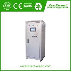 Everexceed 24VDC/110VDC/220VDC200A Uxcel Lader van de Batterij van de Reeks de Industriële met de Gelijkrichter van de Schakelaar van de Hoge Frequentie/Thyristor Gelijkrichter gelijkstroom UPS