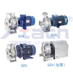 Go 5662/Dinen733 Pompe centrifuge en acier inoxydable standard pour l'eau adoucie65-40 Dzas-200/5,5