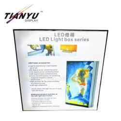 Perfil de aluminio de China con retroiluminación LED de señal de la Junta Stand de vallas de publicidad exterior