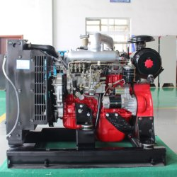 3000rpm 32-400HP Feuerlöschpumpe-Dieselmotor