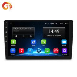 Автомобильная стерео система Android 8.1go центральной панели управления аудиосистемы с блоком навигации