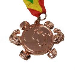 الصين الجملة بيع بالجملة مصنع ترويج هدية سعر الحرف المعدنية مخصص تصاميم زينك أللوي مصبوبة الذهب ماراثون العدو النهائي سباق الرياضة جوائز ميداليات