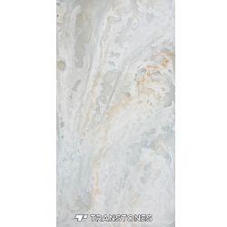 Onyx artificielle des feuilles de pierre d'Albâtre revêtement mural Albâtre poli