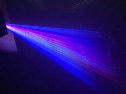 De Lichte Lichten van de Laser van DJ van het Stadium van de Animatie van het Product van het stadium 1W
