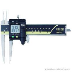 """Capteur de 500-196-30 Advanced sur site (AOS) Échelle absolue étrier numérique, de 0 à 6""""/0 à 150 mm Plage de mesure, 0,0005""""/0,01 mm Résolution, écran LCD"""