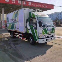 Isuzu перевозчика 600p Термо Кинг 5 тонны 6 тонны холодильник погрузчика