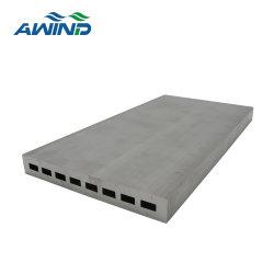 Placa de Resfriamento de líquido do Veículo Eléctrico perfil de alumínio de extrusão