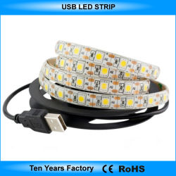 0,5М 1m 2m мини SMD 5050 гибкий светодиодный индикатор питания USB газа
