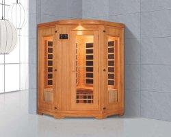 Salle de vapeur sèche Sauna Infrarouge personnalisés pour 2 personnes (812)
