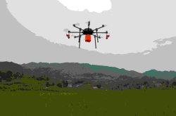 22kg 페이로드 농업 드론 UAV 용사 팜 살충제