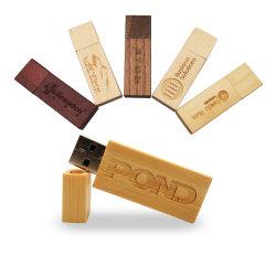 Lecteur Flash USB 2.0 de personnaliser le logo en bois Cadeaux de mariage stylo lecteur Memory Stick™ (32 Go 64 Go 16GB 8GO 4 GO, plus de 10pcs Logo gratuit)