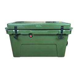 45qt Cool Box pour le camping et de la pêche, de la glace Boîte de refroidisseurs Itoo de refroidissement