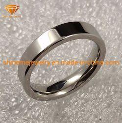 4 مم من الفولاذ المقاوم للصدأ رنين الإصبع أفضل سعر البيع المباشر في المصنع مجوهرات الفولاذ المقاوم للصدأ SSR2029