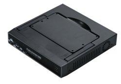 7インチ4のチャンネルブラック無線1080P CCTV及びサポートスマートな電話APP (アンドロイド、iPhone)