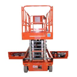트럭 Thyssenkrupp 유압 엘리베이터를 위한 유압 기관자전차 상승