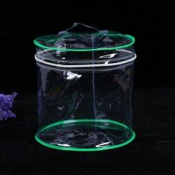 Ronda personalizada de brinquedos de plástico de PVC transparente Saco Ziplock Embalagem