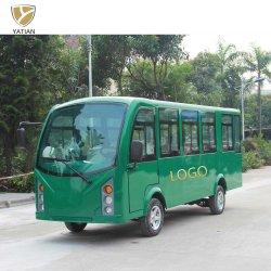 14 местных сотрудников категории специалистов на заводе питания парк развлечений используются электрические Tourist Shuttle Car мини-тур на полдня по шине CAN