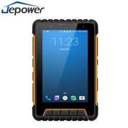 7-дюймовый сенсорный Android 6.0 КПК 1d 2D считыватель штрих-кодов сканер штрих-кодов на высокой скорости