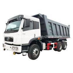 FAWのWeichaiエンジンを搭載する上のモデルダンプ6X4のダンプトラック