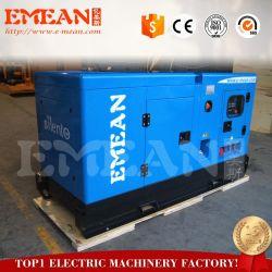 Conteneur de Chinois ensemble silencieux silencieux Yuchai 250kVA Groupe électrogène Diesel