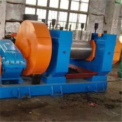 De gebruikte Machine van het Recycling van de Band van het Afval voor de RubberLijn van de Machine van de Verwerking van het Poeder