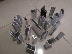 /Aluminium 알루미늄 합금 또는 Windows를 위한 밀어남 단면도 및 문 또는 산업은 또는 훈장 내밀었다