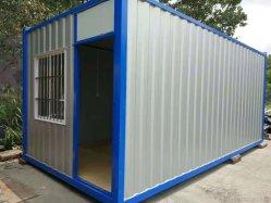 20ft de lujo de 40 pies de la casa del contenedor de envío modulares prefabricados Home