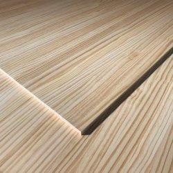 La pellicola Shuttering di memoria del legno duro della betulla del pioppo ha affrontato il compensato della costruzione della scheda laminato giuntura della barretta del pino di Radiata della mobilia