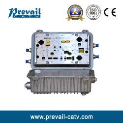 CATV dois RF Amplificador bidirecional exterior de porta