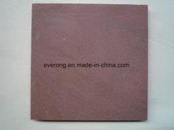 Het rode/Gele/Groene Zandsteen van /Purple /Pink dat aan Grootte voor de Tegels van de Vloer &Wall van Projecten wordt gesneden