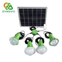 Système d'énergie solaire domestique à chaud 11 V 25 W 30 W. Avec AFFICHAGE SOLAIRE 52LED*Power 4PCS