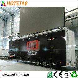 Visualizzazione di LED esterna dell'affitto P3.91 dalla parete del video dello schermo della Cina LED