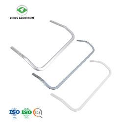 6063 L'extrusion en aluminium anodisé d'accessoires d'armature TV