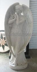 عالة حجارة رخام مقبرة تمثال ينحت ملاك نصب تذكاريّ لأنّ مقبرة نحت ([س-إكس1874])