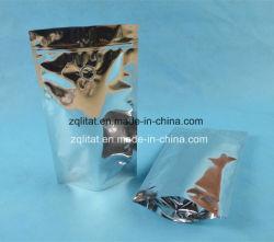 Kundenspezifischer lamellierter Nahrungsmittelvakuumaluminiumfolie-Beutel