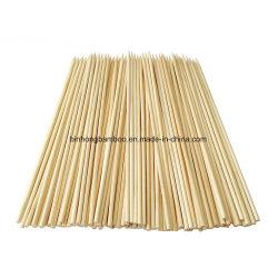 Bambusaufsteckspindeln, BBQ-Bambusaufsteckspindeln, Bambusstöcke