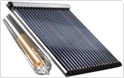 Теплопровод вакуумная трубка солнечного коллектора большей эффективностью по сравнению с плоской панелью солнечного коллектора